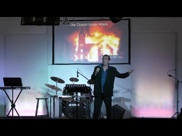 Ps Darin Browne - Where To From Here