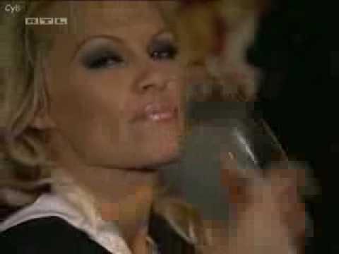 Pamela Anderson - On Hefner's Party