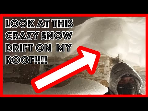 2014 winter storm Snowvember Buffalo NY Lake effect storm - blizzard