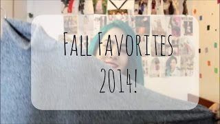 Fall Favorites! Thumbnail