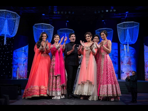 How Indian Fashion Designer Manish Malhotra Got His Big Break
