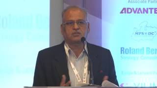 Part-1 Pratap Heblikar, Director, Maxgrid Securicor India Deftronics 2015