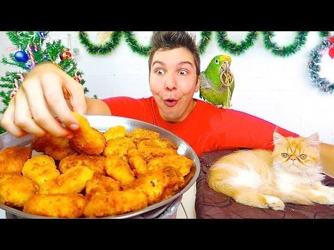 Chicken Nugget Challenge • MUKBANG