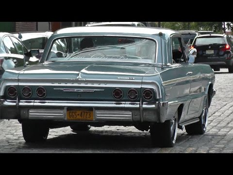Classic Custom American Cars in New York City
