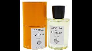 Acqua di Parma Colonia Fragrance Review (EDC)