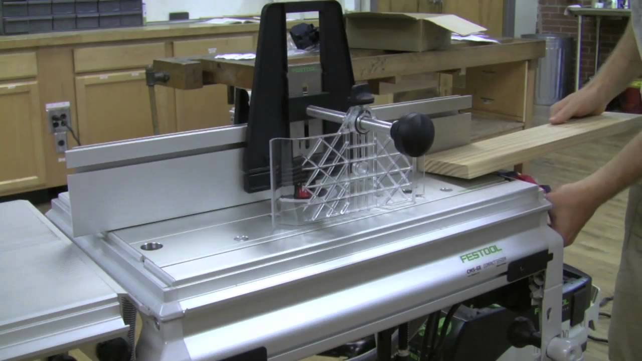 Festool cms router table product tour youtube festool cms router table product tour greentooth Images