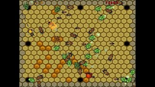 Bumbler Bee-Luxe - A unqiue, well-designed, nature themed arcade game for the Mac! (Best o the Mac)