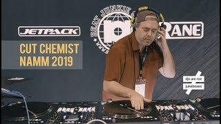 Cut Chemist DJ Routine @ NAMM '19