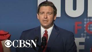 Florida elects Ron DeSantis as governor