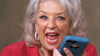 Paula Deen Gets a Dirty Phone Call