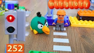 Мультики про Машинки Пешеходный переход Город машинок 252 серия Мультики для детей про игрушки