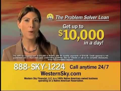 Western Sky Loans >> Western Sky Tv Commercial Amanda Howell 2 Youtube