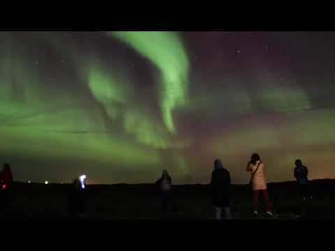 Northern Lights in Iceland With Singles in Paradise