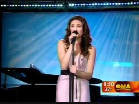 466) Emmy Rossum (Phanton of the opera) interview
