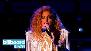AMAs 2017: Lady Gaga Performs 'The Cure' From Washington D.C. Concert   Billboard News