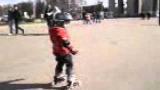 Няня на роликах)(, 2010-12-02T13:16:35.000Z)