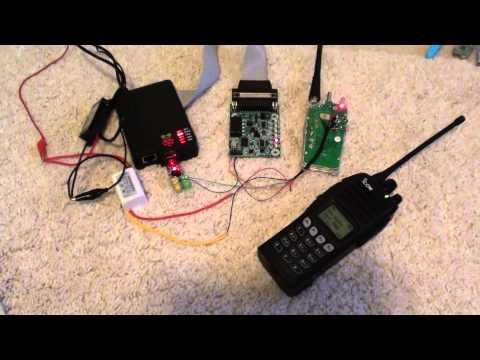IRLP Node built using a Baofeng BF-888S UHF radio rpi
