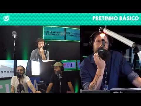 Don Cássio No Pretinho Básico. Rádio Atlântida FM