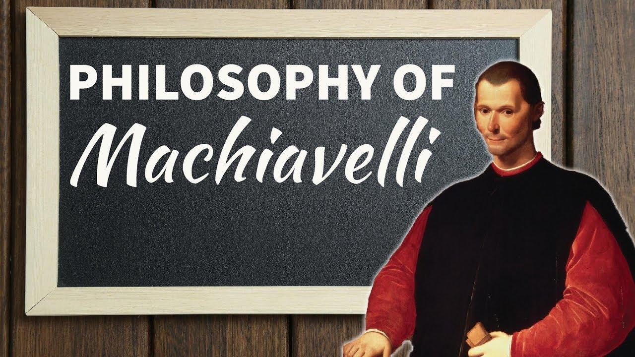niccolo machiavelli accomplishments