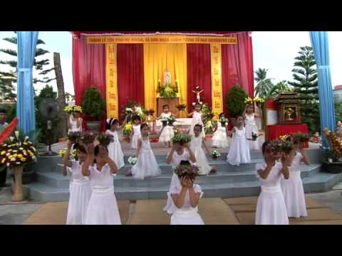Giao ho Quynh Hoang Ta Hoa va Don Tuong Thanh Gieronimo Giam Muc Tu Dao
