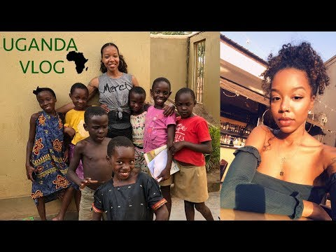 AFRICAN VACATION VLOG | UGANDA: Party + Charity Work + Adventure