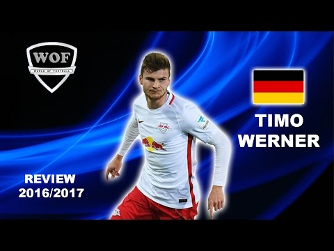 TIMO WERNER | RB Leipzig | Goals, Skills, Assists | 2016/2017  HD