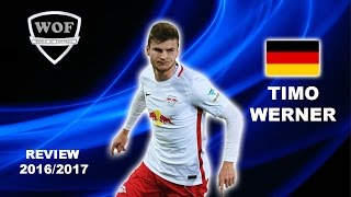 TIMO WERNER | RB Leipzig | Goals, Skills, Assists | 2016/2017  (HD)