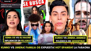 SALE LA VERDAD! MAMA OS & KUNNO REVELAN TODO! INFLUENCER ARGENTINO PRESO!? MARKETING DIGITAL ONLINE