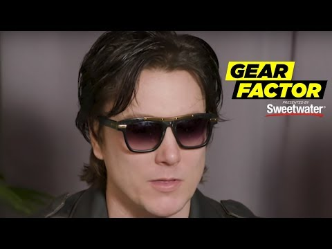 A7X's Synyster Gates on Teaching the Next Generation of Shredders