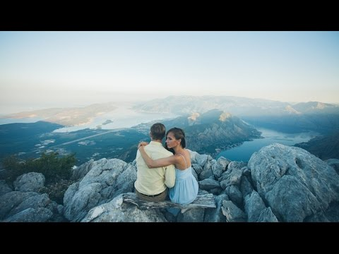 Honeymoon in Montenegro