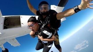 SAKIT NG BALLS KO (SKYDIVE DUBAI) | VLOG EPISODE 3