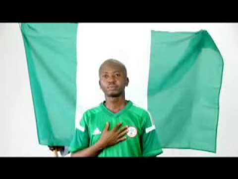 super eagles world cup gyration theme song