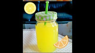Sıcak havaların vazgeçilmezi || Ev yapımı limonata tüm püf noktalarıyla