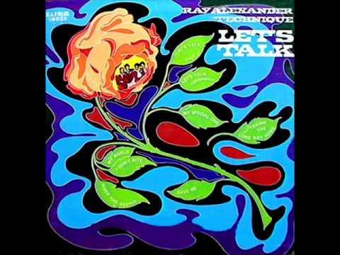 Ray Alexander Technique - Let's Talk 1974 (FULL ALBUM) [Funk/Soul]