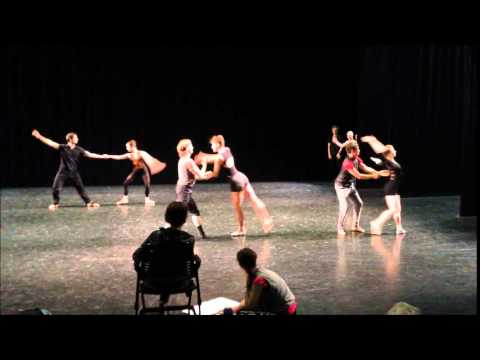 Grand Rapids Ballet rehearses Weather One