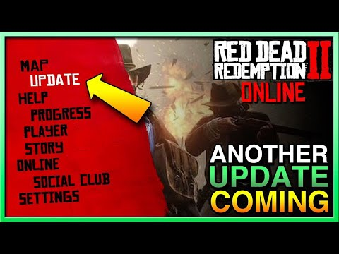 Red Dead Redemption 2 Online Update - Red Dead Online Update - RDR2 Online Update Later This Spring thumbnail