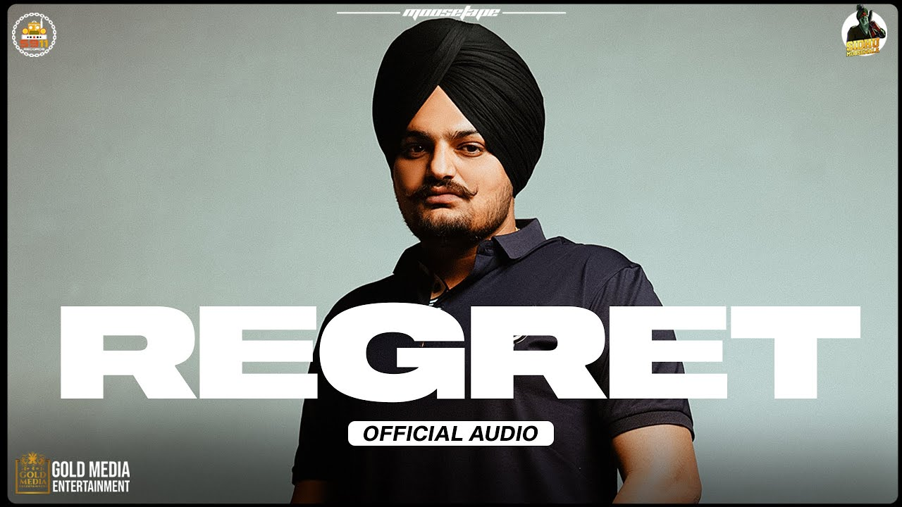 Download Regret (Official Audio) Sidhu Moose Wala | The Kidd | Latest Punjabi Songs 2021