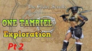 Repeat youtube video Crazy Veteran Bosses and Rare Loot (part 2) - The Elder Scrolls Online Live Stream