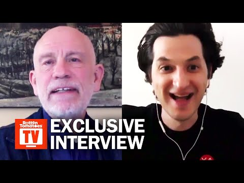 """How The 'Space Force' Cast """"Broke"""" John Malkovich 