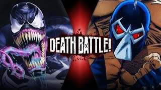 Venom VS Bane (Marvel vs DC) | DEATH BATTLE! thumbnail