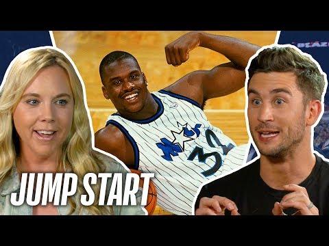 The BIGGEST NBA Personality? | Jordan Lawley & Suzi G Styles | Jump Start