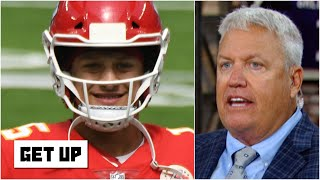 Reacting to the Chargers punting to Patrick Mahomes & the Chiefs in Week 2 overtime loss | Get Up