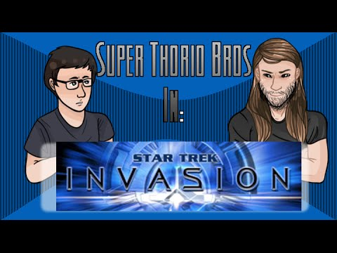 Thorio Bros in: Star Trek Invasion