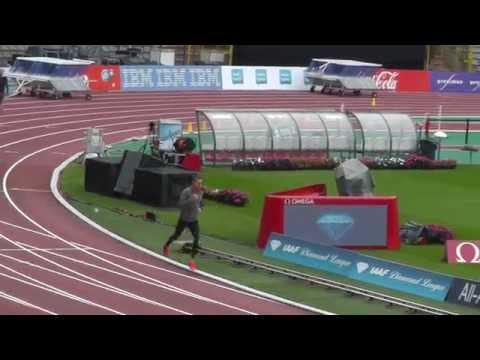 IAAF Diamond League Brussels - Andre Olivier