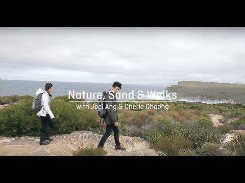 Meet the Sydneyporeans – S01E02 – Nature, Sand & Walks