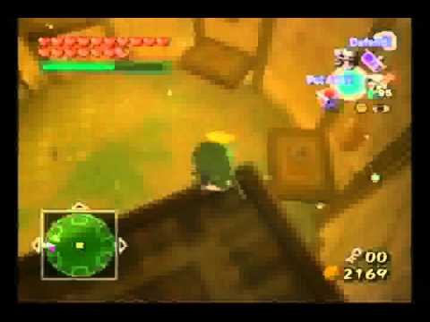 The Legend of Zelda - Wind Waker: Treasure Chart 5