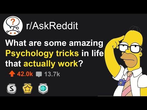 What's The Best Psychological Trick You Can Use To Mess With