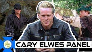 Cary Elwes PRINCESS BRIDE Panel - Wizard World Austin 2019