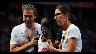 Leichtathletik-EM: Lonah Salpeter nach Chaos-Rennen über 5000m disqualifiziert
