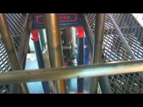 Hopwas Beam Engine at Forncett Industrial Steam Museum